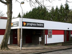 Progress Theatre artist photo