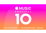 Apple Music Festival 10 artist photo