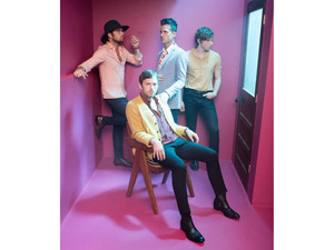 Kings Of Leon artist photo