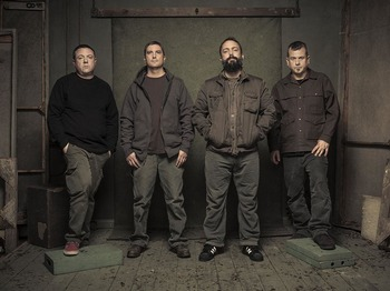 Clutch Reveal New Tour Dates, Will Return To Studio In 2015 [FULL ...