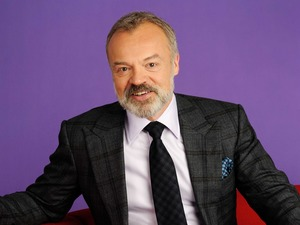 Graham Norton artist photo