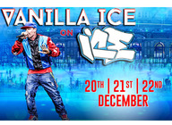 Vanilla Ice On Ice: Pay no booking fees