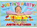 Justin's Party!: Justin Fletcher MBE event picture