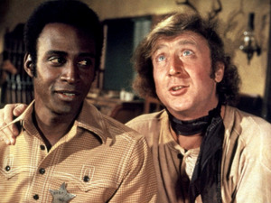 Film promo picture: Blazing Saddles