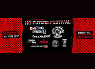 No Future Punk Festival artist photo