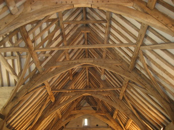 Winterbourne Medieval Barn venue photo