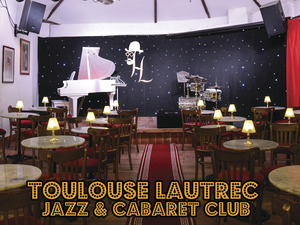 Toulouse Lautrec - Jazz & Cabaret Club artist photo