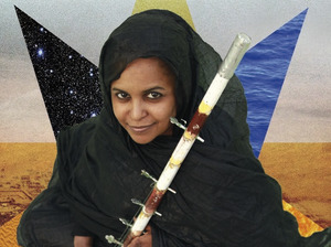 Noura Mint Seymali artist photo