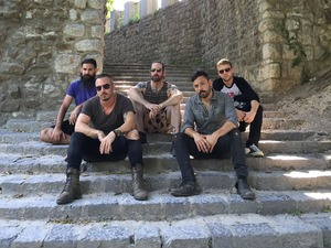 Dillinger Escape Plan artist photo