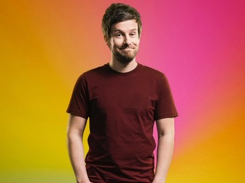 Felling Lucky: Chris Ramsey picture