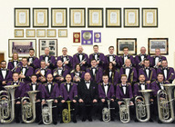 Brighouse & Rastrick Band artist photo