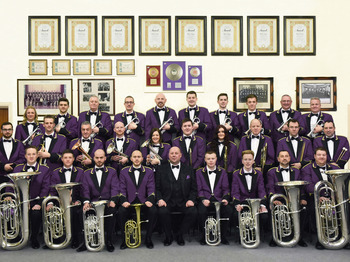 Leeds Best Of Brass 2012 / 13: Brighouse & Rastrick Band picture