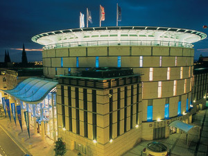 Edinburgh International Conference Centre (EICC) artist photo