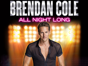Brendan Cole artist photo