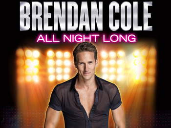 Licence To Thrill: Brendan Cole picture