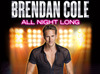 Brendan Cole announced 3 new tour dates