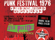 A 40th Anniversary Tribute To The Punk Festival 1976 artist photo