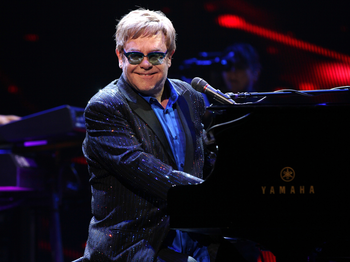 A Concert For Sportsaid: Elton John picture