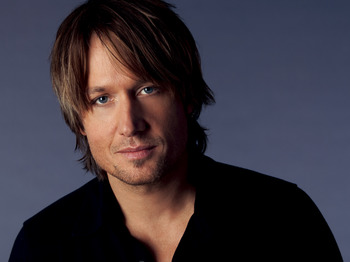 Keith Urban artist photo