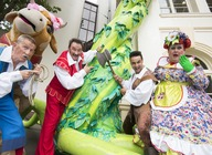 Jack & The Beanstalk: The Chuckle Brothers, Tony Maudsley & more artist photo
