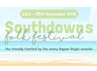 Southdowns Folk Festival 2016 artist photo