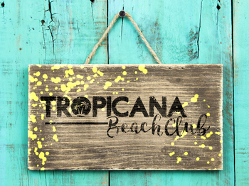 Tropicana Beach Club venue photo