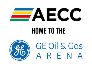 GE Oil & Gas Arena (AECC) artist photo