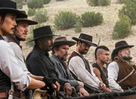 The Magnificent Seven (2016) artist photo