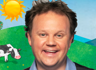 Peter Pan: Justin Fletcher MBE, Paul Morse artist photo