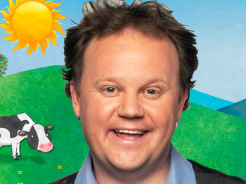 Peter Pan: Justin Fletcher MBE, Paul Morse picture
