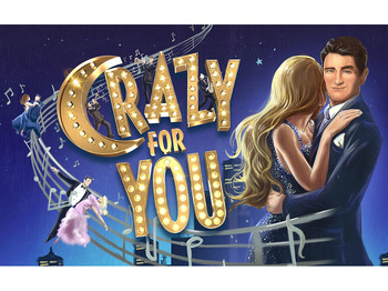 Crazy For You (Touring), Tom Chambers, Claire Sweeney, Charlotte Wakefield picture