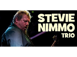 Stevie Nimmo Trio artist photo