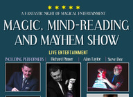 Magic, Mind-Reading & Mayhem Show artist photo