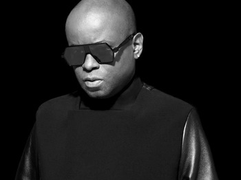 Juan Atkins artist photo