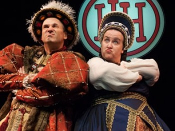 The Terrible Tudors / The Vile Victorians: Horrible Histories picture