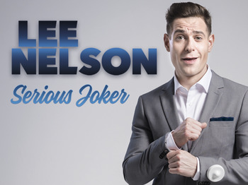 Warm Up Show: Lee Nelson picture