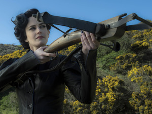 Film promo picture: Miss Peregrine's Home for Peculiar Children