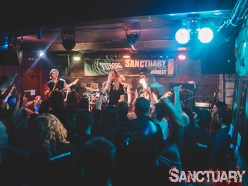 Sanctuary Rock Bar venue photo