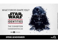 Star Wars Identities: 40% off tickets!