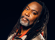Reginald D Hunter artist photo
