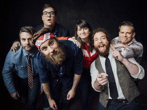 The Strumbellas artist photo