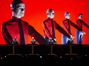 Kraftwerk artist photo
