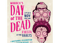 Wahaca's Day of the Dead Fiesta : DJ Rayo, Cal Jader, Oscar Arroyo, Lucha Future, Centavrvs , Los Chinches artist photo