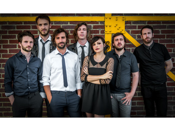 Caravan Palace + Electric Swing Circus + C@ in the h@ + ASBO Disco DJs picture