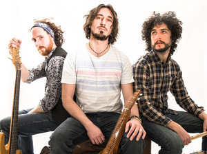 Wille & The Bandits artist photo