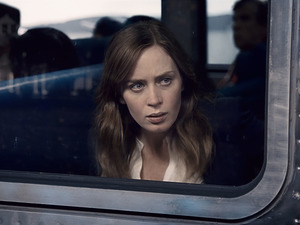 Film promo picture: The Girl on the Train