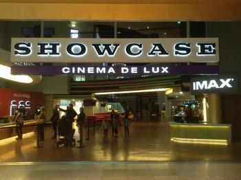Showcase Cinema De Lux (CDL Bluewater) venue photo