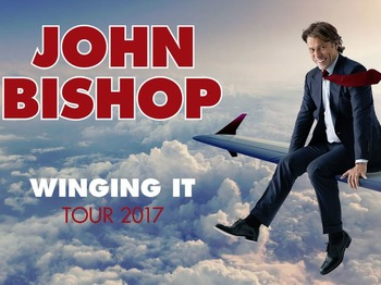 Supersonic Tour 2014: John Bishop picture