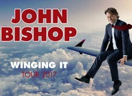 John Bishop: up to 1/3 off top tickets!