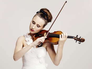 Dvorak Violin Concerto: Jennifer Pike, London International Chamber Orchestra picture